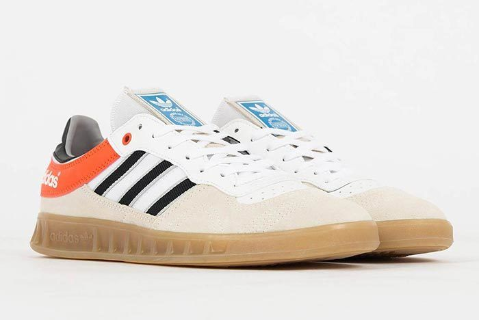 Adidas Handball Top White 2