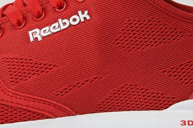 Reebok Cl Lthr Ultralite W Red Side 2 1