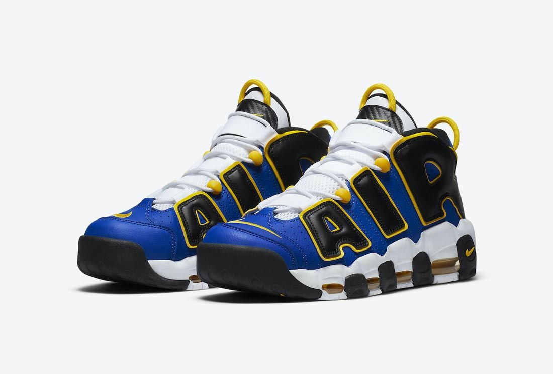 Nike Air More Uptempo 'Peace, Love, Basketball'