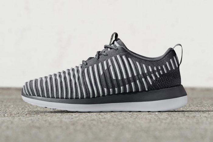 Nike Roshe Two Flyknit Grey