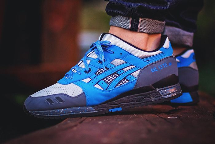 Ronnie Fieg Asics Gel Lyte Iii Super Blue