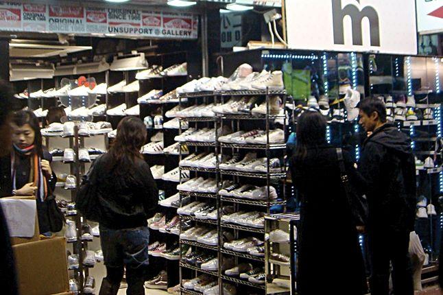 Sneaker Street Mong Kok Under Threat 8