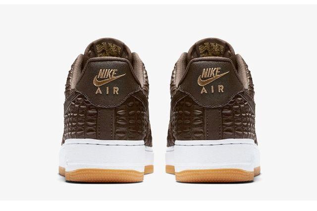 Nike Af1 Brown Croc Pack Ndc Bump 2