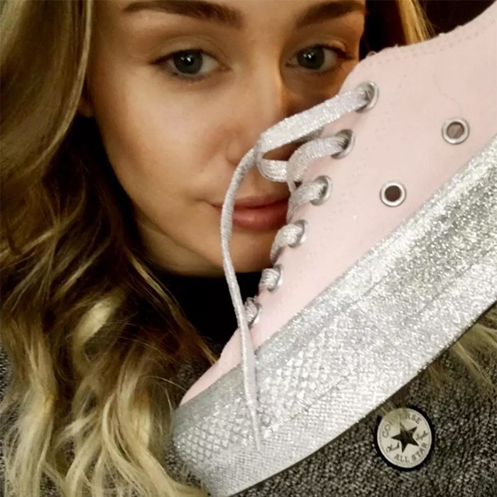 Miley Cyrus X Converse All Star Collection 3