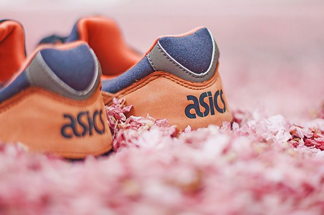 Ubiq X Asics Gel Lyte V Midnight Bloom 5