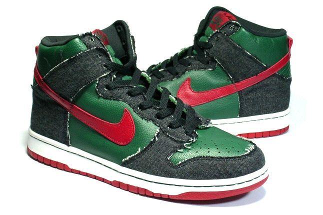 Nike Dunk Sample Gucci Pair 2 1