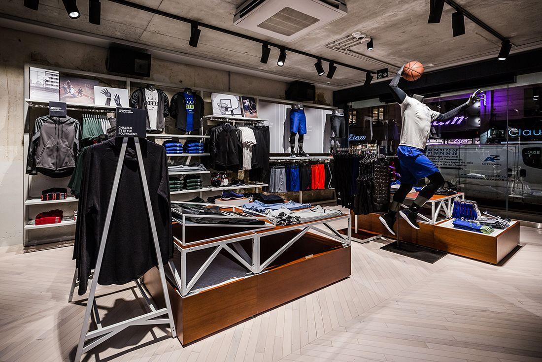 Jordan Brand Opens Incredible Pinnacle Store In Paris9