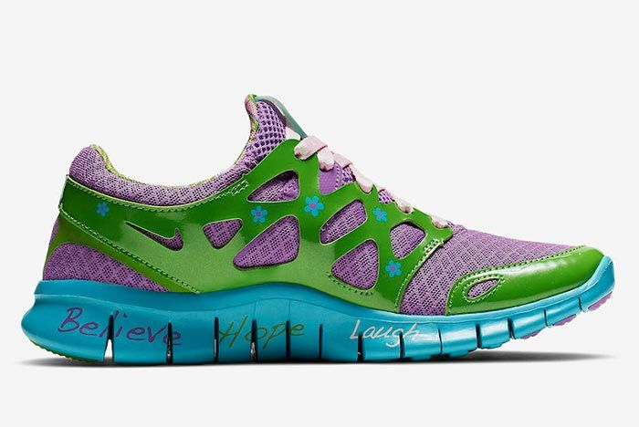 Nike Doernbecher Free Run Side Shot 4