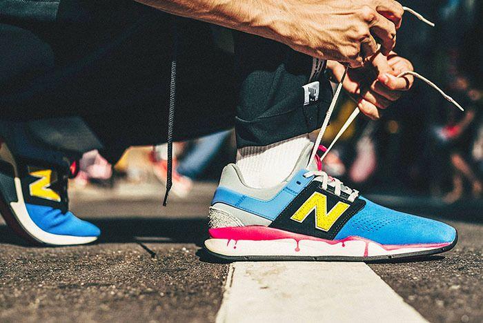 Phantaci New Balance 247 V2 2 Sneaker Freaker
