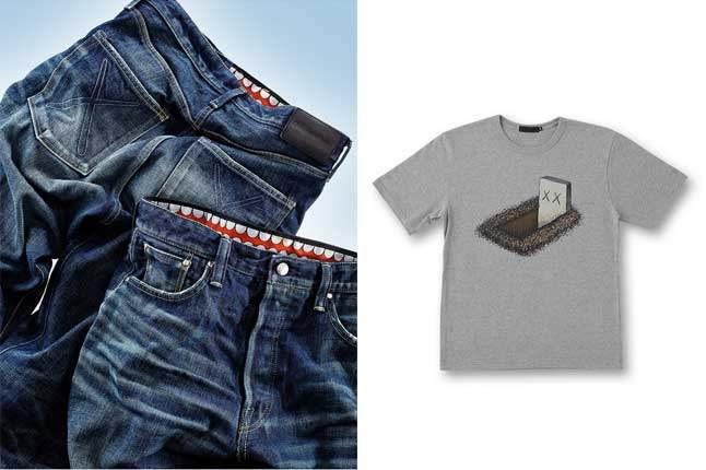 Originalfake Finalseason Kaws Jeans Tshirt 1