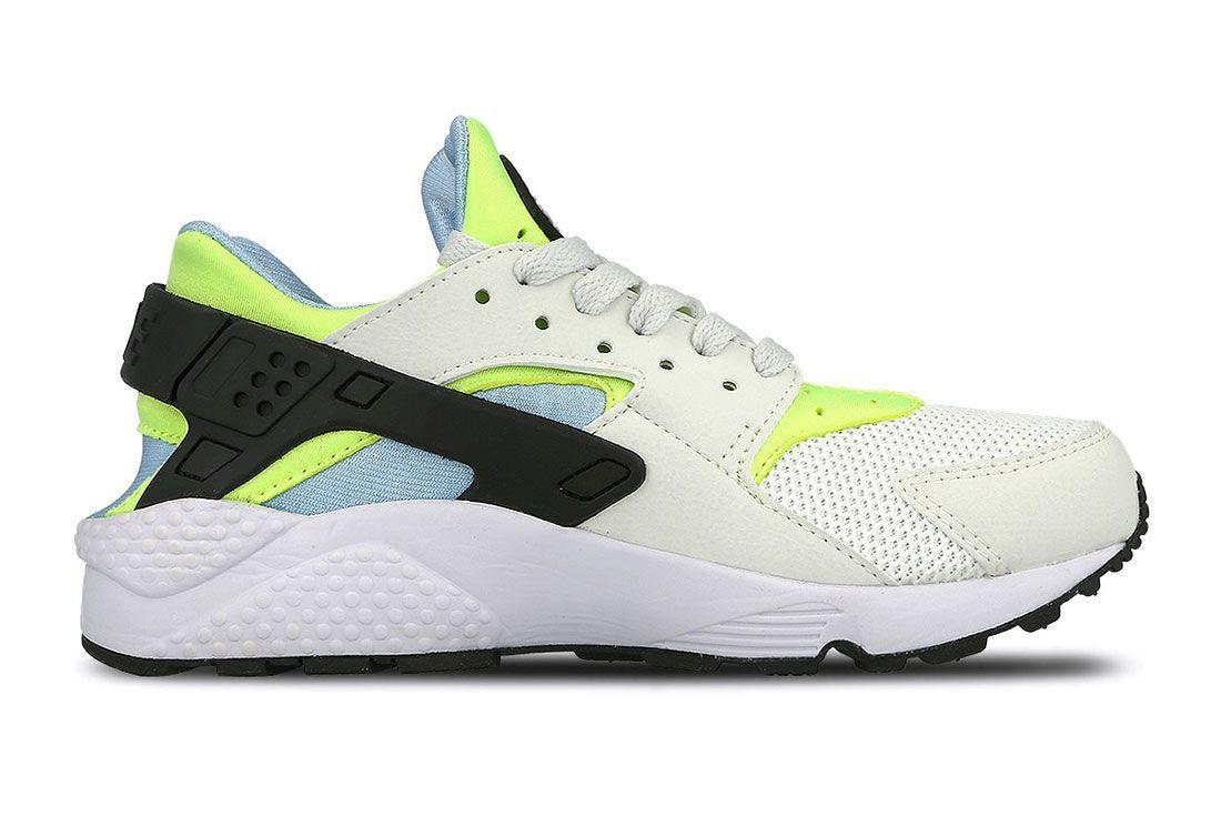 Nike Air Huarache Barely Volt 5