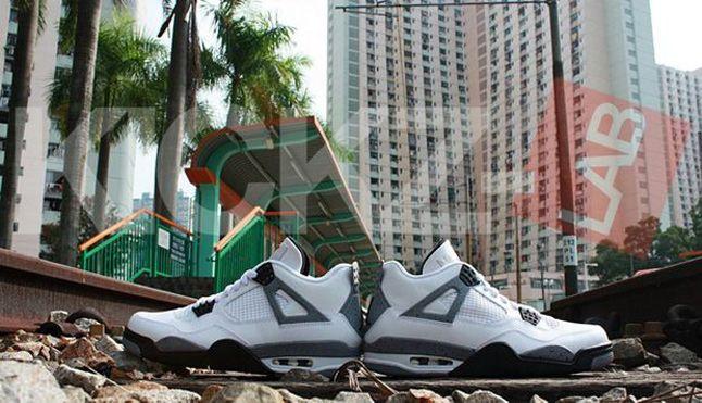 Air Jordan 4 Tech Grey 11 1