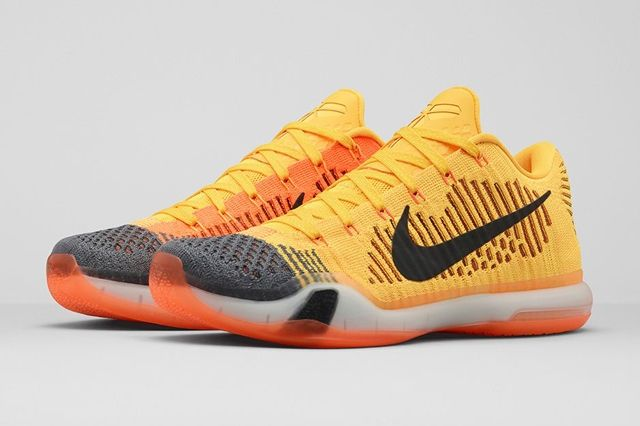 Nike Kobe X Elite Rivalry 1