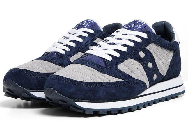 Saucony Jazz White Mountaineering Colab 1