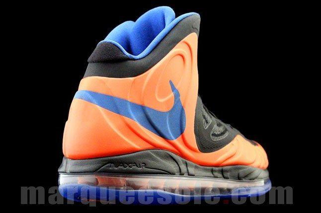 Nike Hyperposite Stat Heel 1