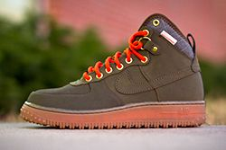 Nike Air Force One Duckboot Dark Loden Thumb