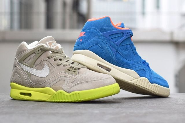 Nike Air Tech Challenge Ii Suede Pack 8