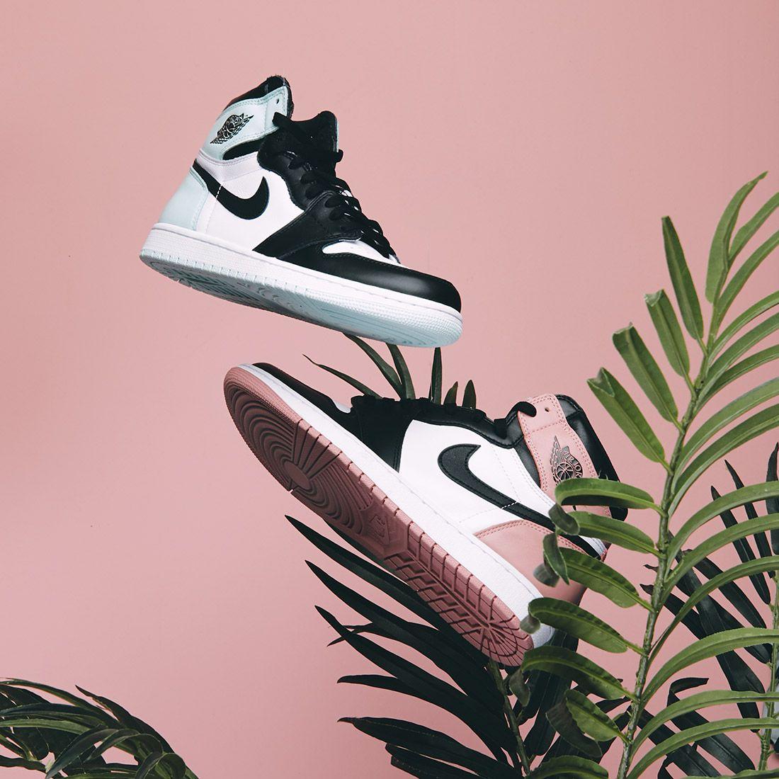 Social Status X Air Jrodan 1 Igloo Rust Pink Sneaker Freaker 5