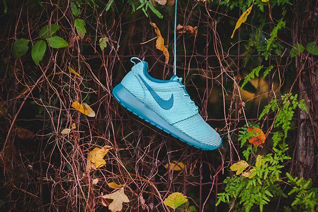 Nike Roshe Run Bleached Turquoise1