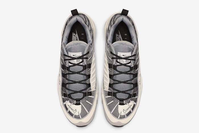 Nike Air Max 98 Inside Out Grey Top