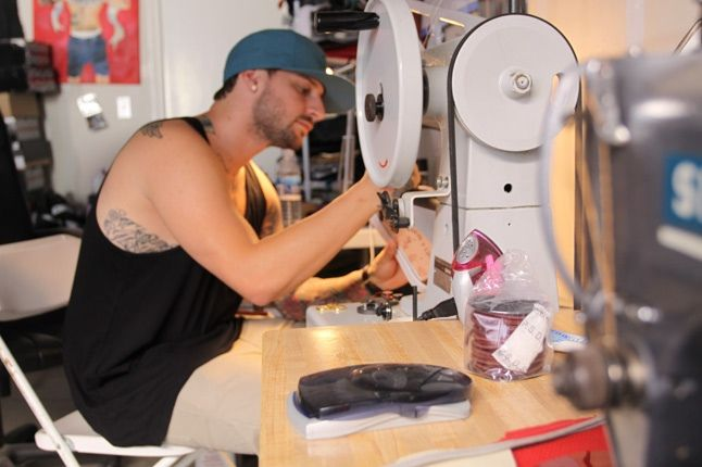 Shoe Surgeon Sewing Machine 1 1