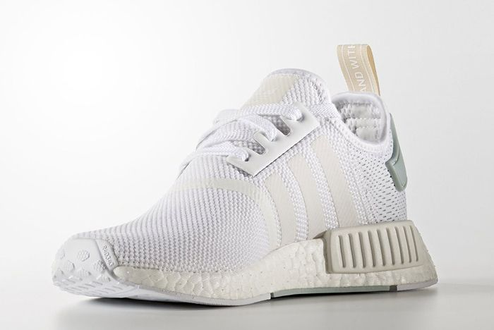 Adidas Nmd R1 White Tan4