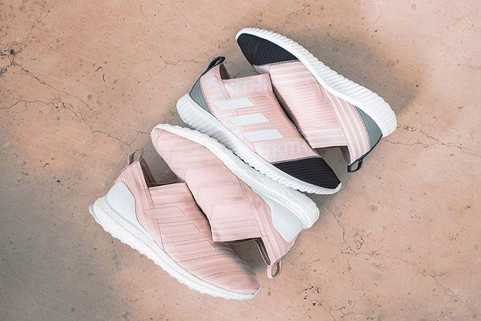 Adidas Kith Nemeziz Pink Flamingo 9
