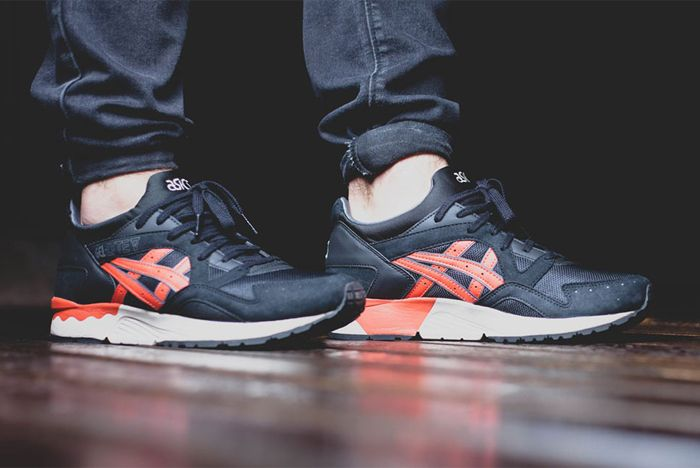 Asics Gel Lyte V Black Chilli 5