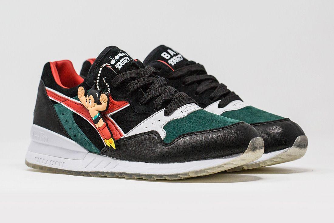 Bait Astroboy Diadora Highlight Reel Sneaker Freaker 3
