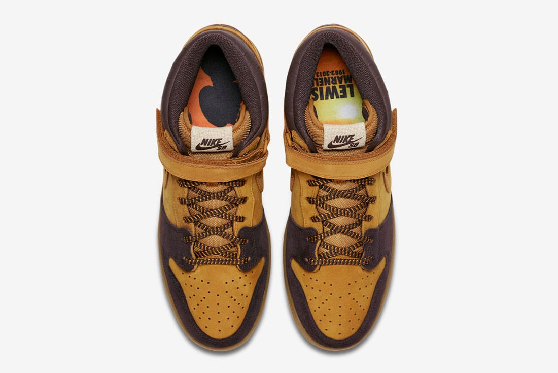 Nike Sb Lewis Marnell Dunk 3