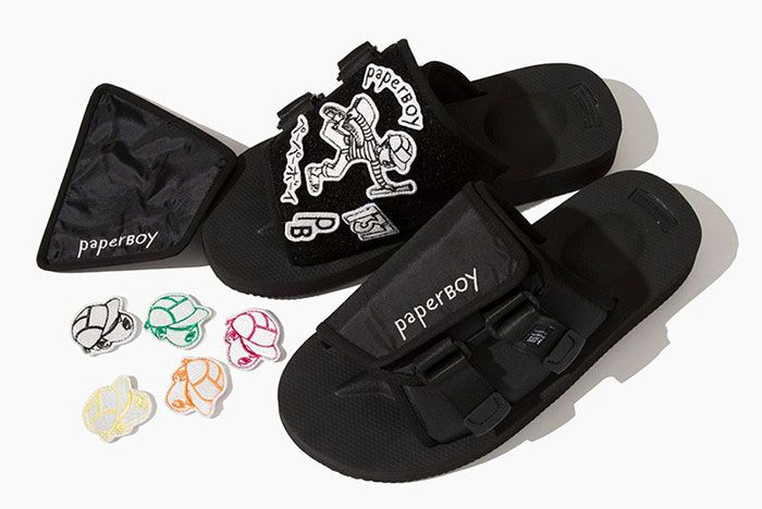 Beams X Paperboy Suicoke Kaw Vs Full