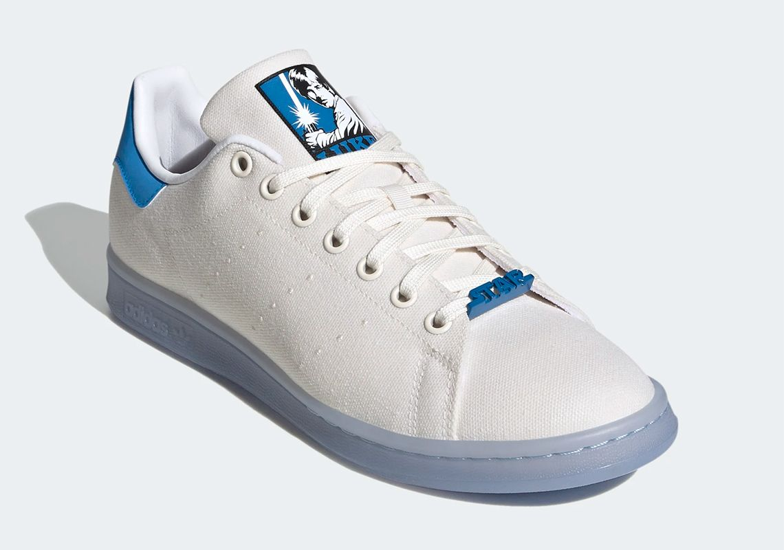 Star Wars adidas Stan Smith Luke Skywalker Angled
