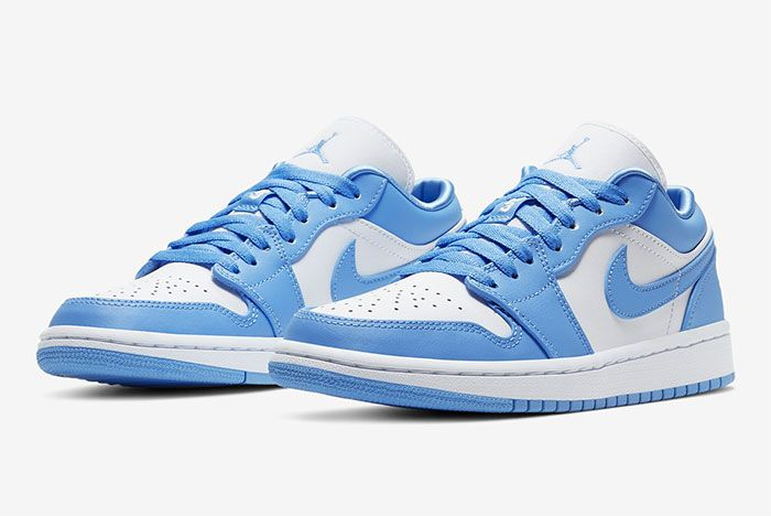 Air Jordan 1 Low Unc Toe