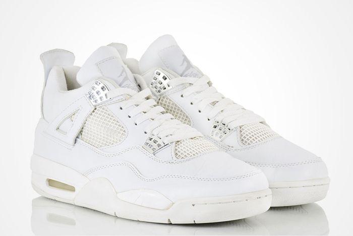Air Jordan 4 Pure Money Feature