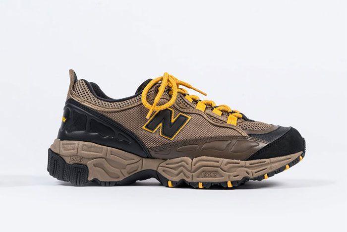 New Balance Ml801 Sb Brown 1