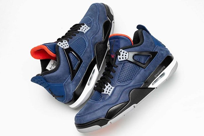 Air Jordan 4 Wntr Loyal Blue Cq9597 401 Release Date 9 Pair