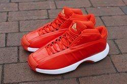 Adidas Crazy 1 Bright Orange Dp