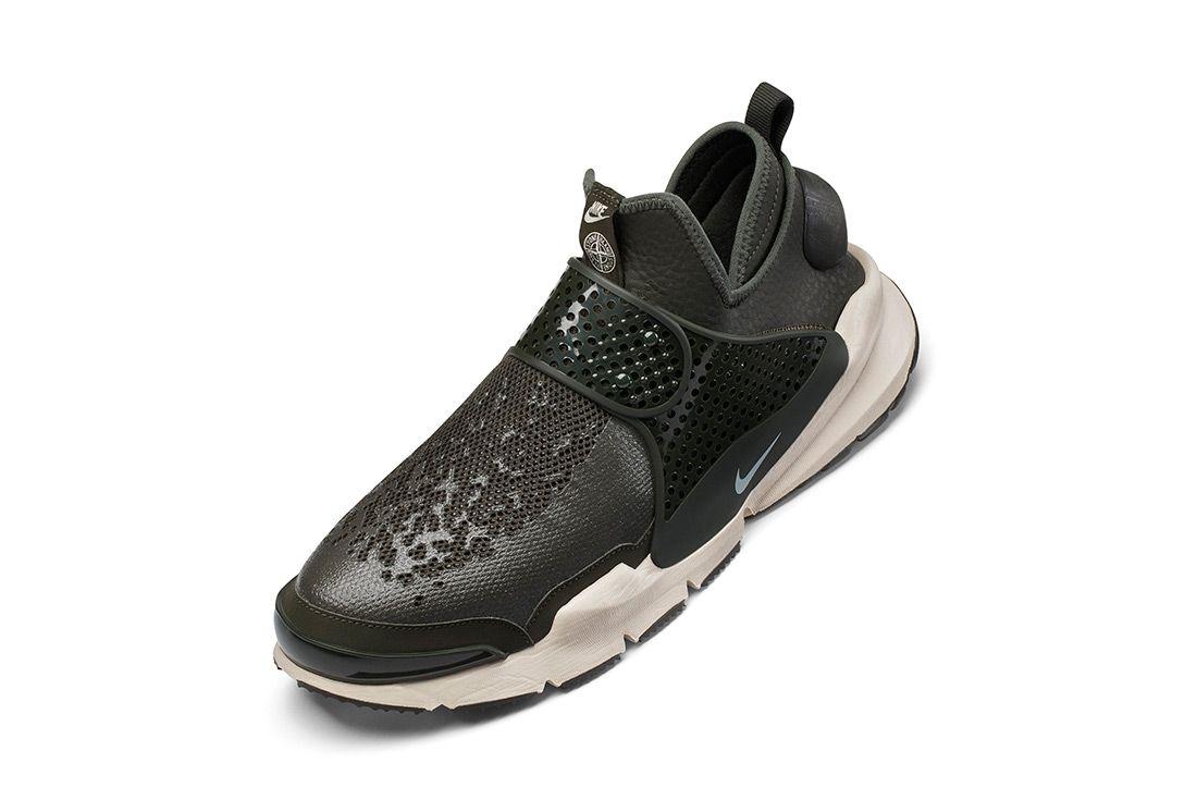 Stone Island X Nike Lab Sock Dart Pack 4