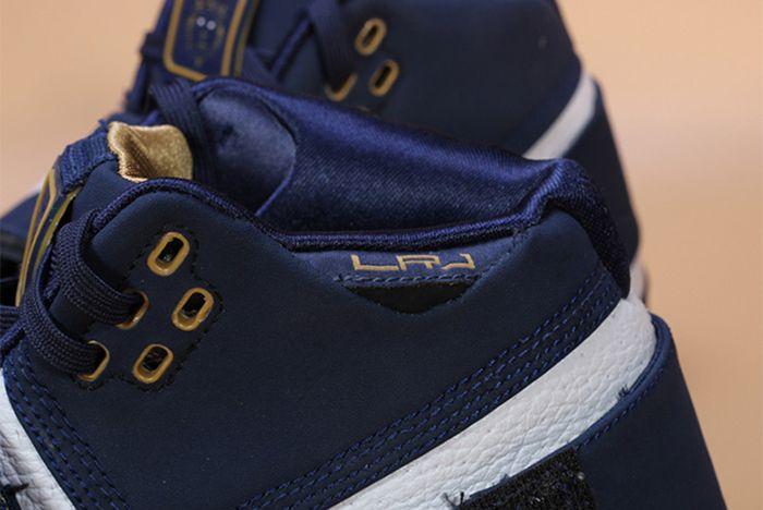 Nike Lebron Sodlier 1 25 Straight 3