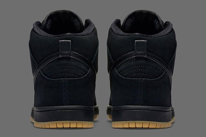 Nike Dunk High Blackgum 1