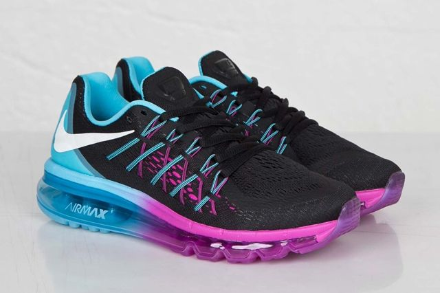 Nike Air Max 2015 Wmns Clearwater Fuschia Flash 3