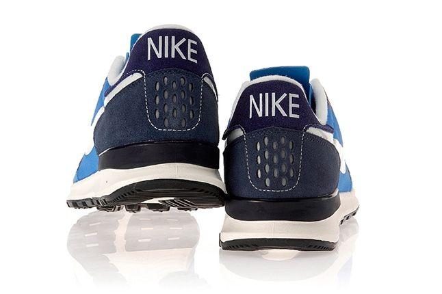 Nike Air Berwuda Blue Heel Profile 1