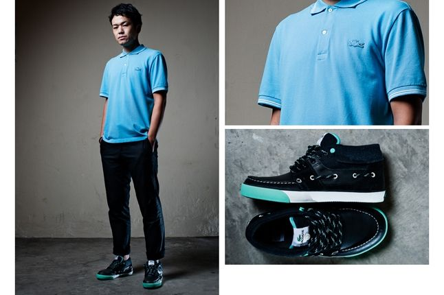 Lacoste Legends Sneaker Freaker 2