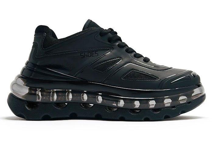 Shoe 53045 Air Bump Black Right