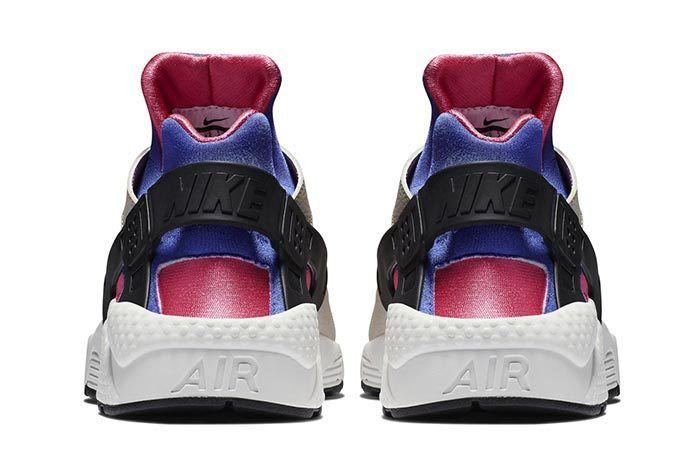 Nike Air Huarache Purple 4