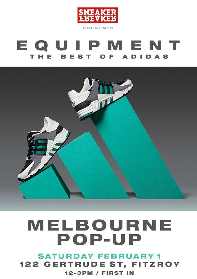 Adidas Eqt Melbourne Pop Up 2