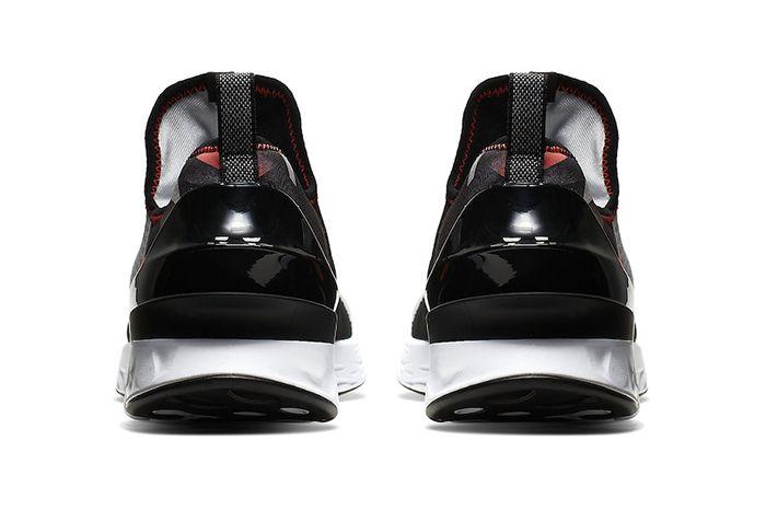 Jordan React Havoc Psg Cj6999 100 Release Date Heel