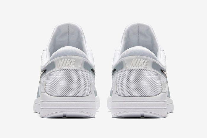 Nike Air Max Zero White Grey 5