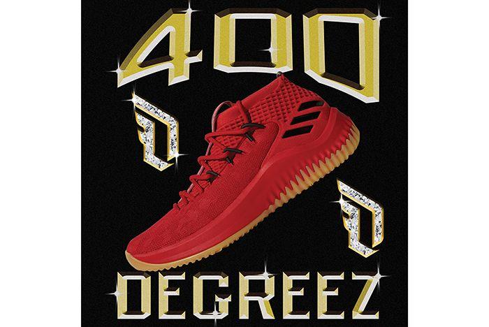 Adidas X Dame 4 400 Degreez8