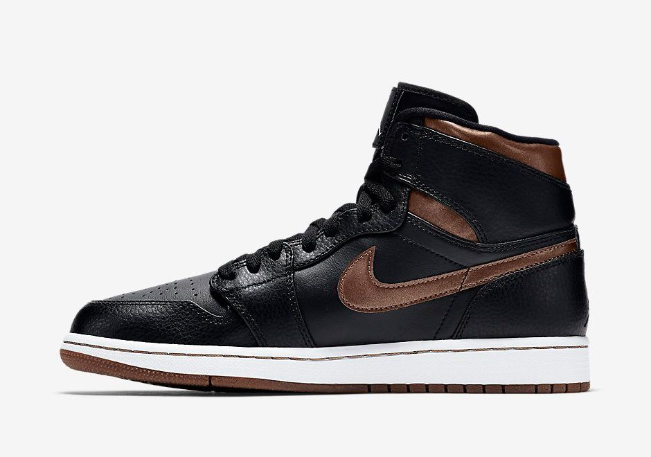 Air Jordan 1 Rare Air Black Bronze 2